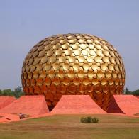 Matrimandir - Auroville (India)