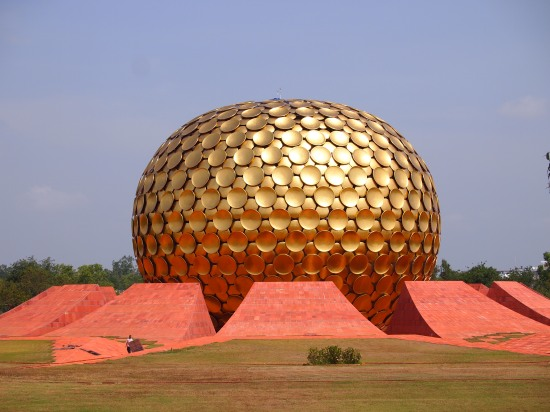 Matrimandir - Auroville (India)