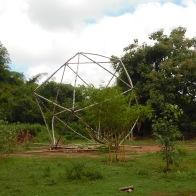 Bamboo center for testing
