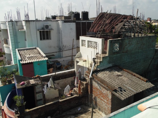 Rooftop view of Pondicherry n°2