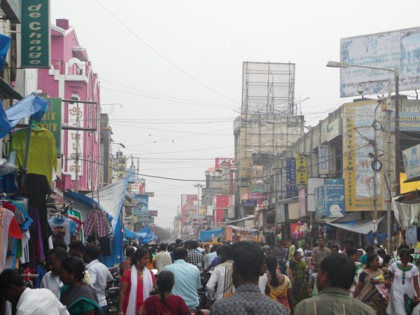Mahatma Gandhi Street