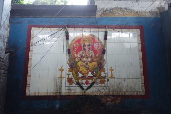 Arulmigu Manakula Vinayagar Temple - Ganesh
