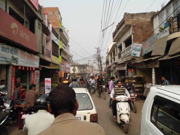 Cycle Rickshaw - Gorakhpur(video link)